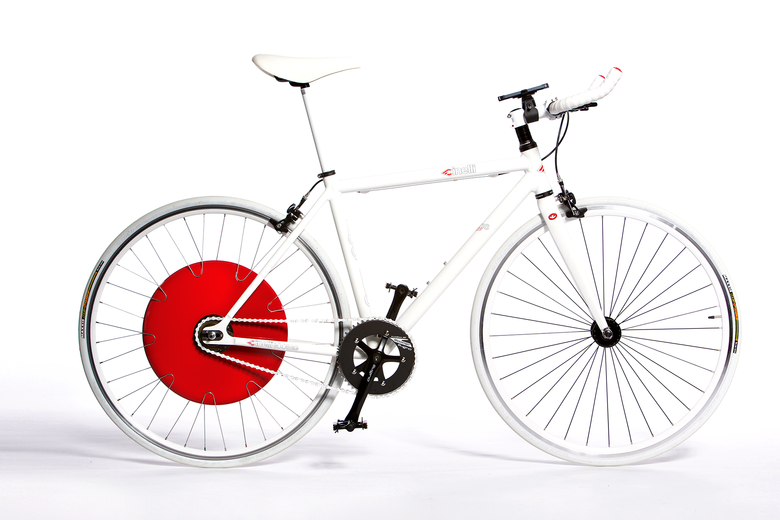Copenhagen Wheel Bicycle from Superpedestrian