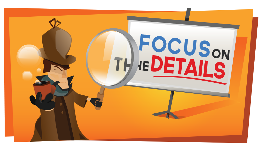 Focus on the details of your powerpoint presentation fullblog