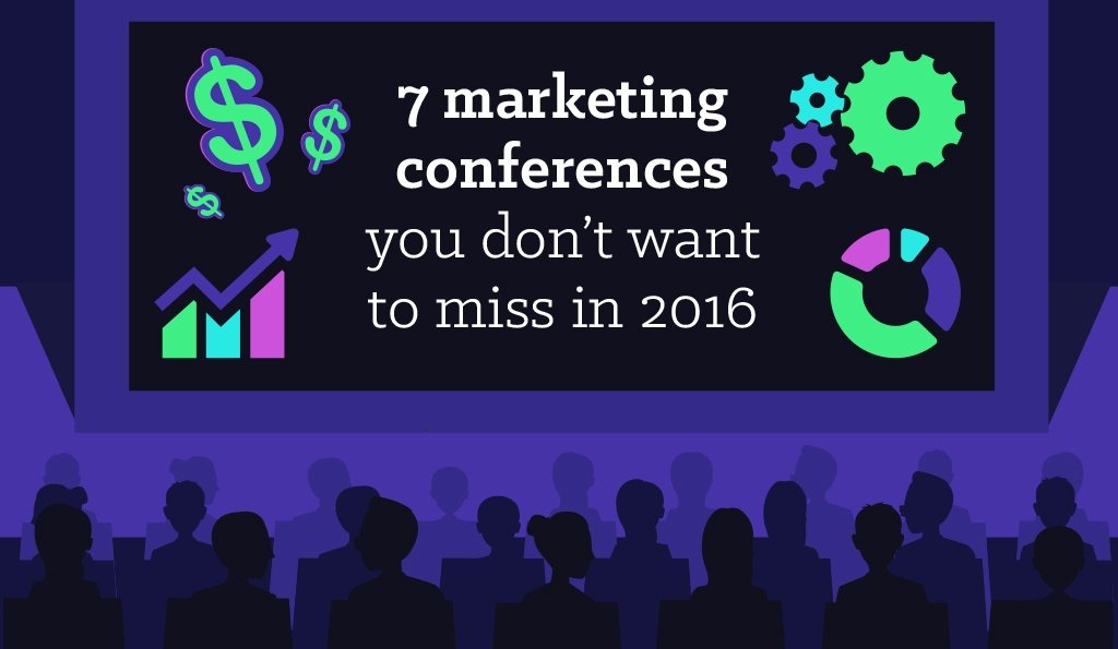 marketing conferences you don't want to miss in 2016 propoint image