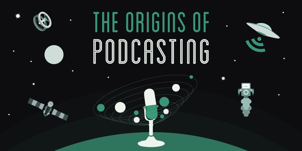 Origins of Podcast_Twitter