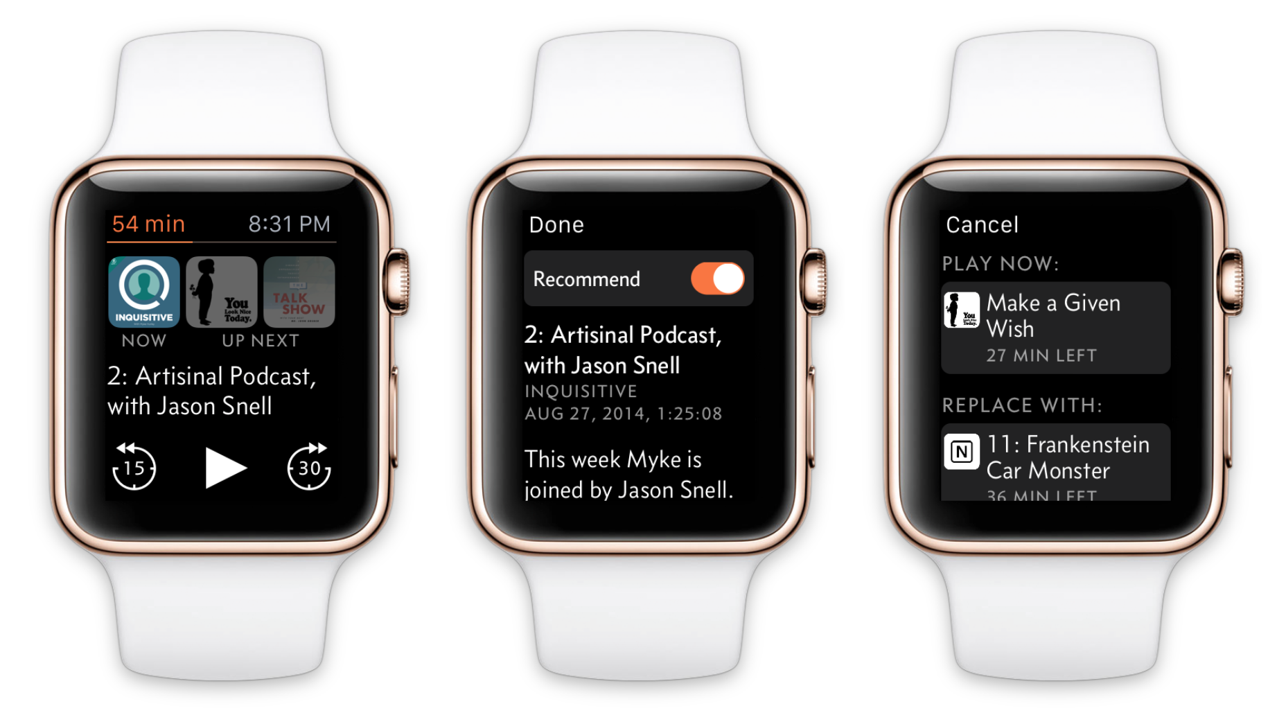 Mobile Design UX Wearable Devices