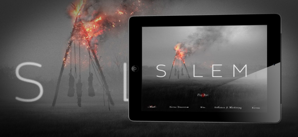 Electronic Press Kit for Salem - WGN America - Propoint