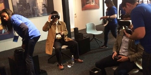 Vegas, CES, and the Oculus Rift