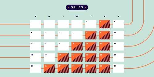 How to get more sales appointments per week