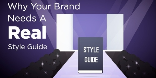 Why your brand needs a real style guide